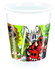 Plastic Becher Angry Birds - Star Wars 200 ml 8 szt. DISNEY