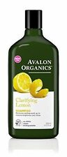 Avalon Organics Shampoo, Clarifying Lemon, 11 oz