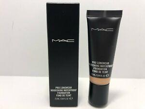 MAC Pro Longwear Nourishing Waterproof Foundation 25ml~ Choose your Shade