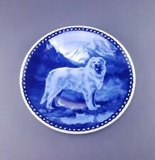 Pyrenean Shepherd Dog - Dog Plate made in Denmark