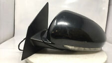 2010 Buick Enclave Driver Left Side View Power Door Mirror Black 22906