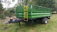 8.0 Tonner Einachs Dreiseitenkipper Anhänger 3-seiten kipper EDK W-4022A