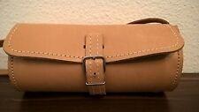 I'NHEIO AEPMA LeatherHandbag LederHandtasche braun Handmade Vintage Griechenland