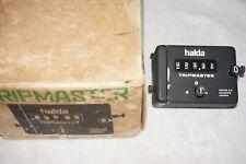 HALDA TRIPMASTER TRM1 METAL CASING, EXCELLENT CONDITION