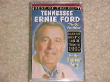 RARE - Factory Sealed - Country Music Hall of Fame: 1990 - Tennessee Ernie Ford