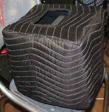 MACKIE DLM 8 DLM8 Premium Padded Black Speaker Covers (2)   Qty of 1 = 1 Pair!