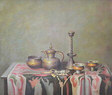 Excellent Chinese Oil Painting By LengJun P001冷军