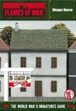 Battlefield in a Box: European House - Dieppe House BB155