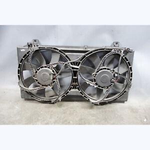 Damaged 2010-2011 Chevrolet Camaro SS LS3 Engine Cooling Fan Shroud Assembly OEM