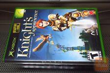 Knight's Apprentice: Memorick's Adventures (Xbox 2004) FACTORY SEALED! - EX!
