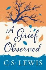A Grief Observed, C. S. Lewis  Book