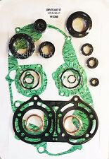 Yamaha Banshee Complete Gasket Rebuild Kit Set W Oil Seals  YFZ 350 1987-2006