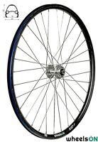 QR 700c wheelsON Front Wheel Rear Wheel 6/7/8/9/10 spd Black 32H Disc Brake