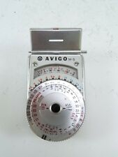 Avigo Light Meter with hard case in Excellent Condition