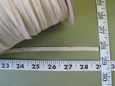 "A2235 TRIM Middy Braid Ivory Rayon 1/4"" W 1 Roll 288 Yds Close Out Sale"
