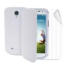 Custodia Agenda Muvit White per Samsung Galaxy S4 + Pellicola Inclusa Nuova