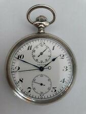 Zenith Chronograph Pocket Watch. Ref. 19 CH-1