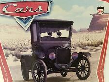 Disney Pixar Cars Lizzie Desert Background On Card