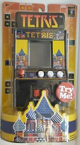 MS Tetris Mini Arcade Machine Game BNIB