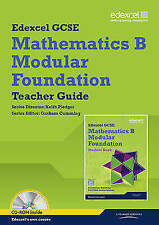 Gcse Mathematics Edexcel 2010: Spec B Foundation Teacher Book (GCSE Maths Edexc