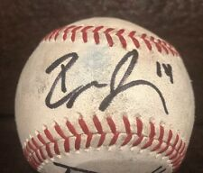 Sacramento River Cats Game Used Ball Signed Autographed San Francisco Giants