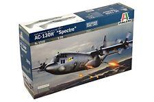 Italeri - Modellino Ac-130h Spectre in Scala 1 72