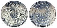 10 Franchi 2011 Burundi Fdc Unc §370