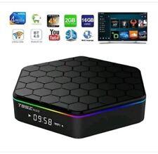 T95Z PLUS Android 7.1 TV Box CPU 4 CORE 3GB RAM 32GB ROM Q5 ANDOWL