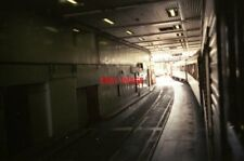 PHOTO  1999 SWEDEN  HELSINGOR TRAIN ON FERRY