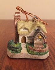 David Winters Buttercup Cottage Ornament 1995