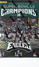 2017 Panini Instant Eagles Super Bowl LII Champs Complete Card Set + 1 Free Pack