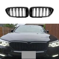 1X(Front Bumper Kidney Grille Grill for BMW G30 G31 G38 5 Series 525I 530I 4I3)