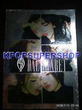 Dal Shabet The 7th Mini Album B.B.B CD Great Rare OOP Dalshabet Pink Rocket