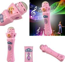 Wireless LED Microphone Girls Mic Karaoke Singing Kids Funny Gift Music Toy