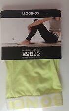 Bonds Girls Girl 3/4 Length Leggings Pants Splice Kids Cotton Pants Size3-4 BNWT