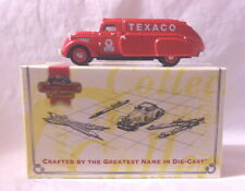 JCA Matchbox - Collectibles - YYM36834 - 1937 Dodge Airflow Tanker -Red - Texaco
