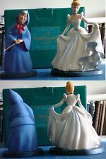 WDCCCinderella and Fairy Godmother from Cinderella