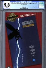 Millennium Edition: Batman The Dark Knight Returns #1 (2000) DC CGC 9.8 White