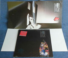 """DAVID BOWIE - LOVING THE ALIEN - 12"""" EXTENDED DANCE MIX + LIMITED EDITION POSTER"""