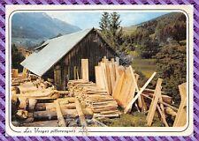 Carte Postale - Scierie dans la vallée