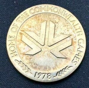 1978 Goodwill Games  Edmonton Canada   Medal Token   #K735