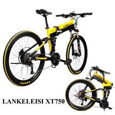 400W 26'' Bicicleta EléCtrica Asistencia Plegable 35km/H Electric Bicycle K0Q0