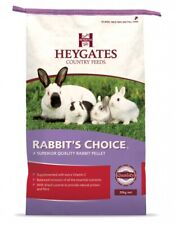 More details for heygates rabbit's choice pellets - rabbits, guinea pigs & small mammals 20kg