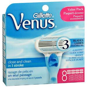Original Gillette Venus Rasierklingen 8er Pack Ersatzklingen