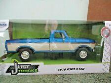 JADA..... 1979 Ford F-150..1:24.... DieCast