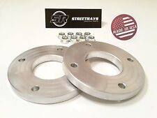 """[SR] Billet Alum 1"""" Front Leveling Spacer Lift Kit 07-16 Toyota Tundra 4WD & 2WD"""