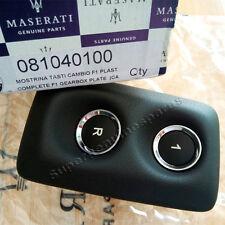 Genuine Maserati Granturismo Grancabrio F1 Gearbox Getriebe Schalter Switch New