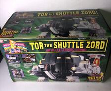Tor The Shuttlezord Box & Styrofoam Only Mighty Morphin Power Rangers