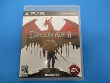 PlayStation 3 Dragon Age II, Rated M, 2011, Rise from Warrior to Legend!
