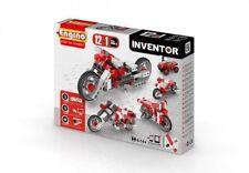 Costruzioni Engino Inventor: 12 in 1 Bikes Models, New!
